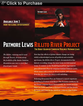 Rillito River Project CD