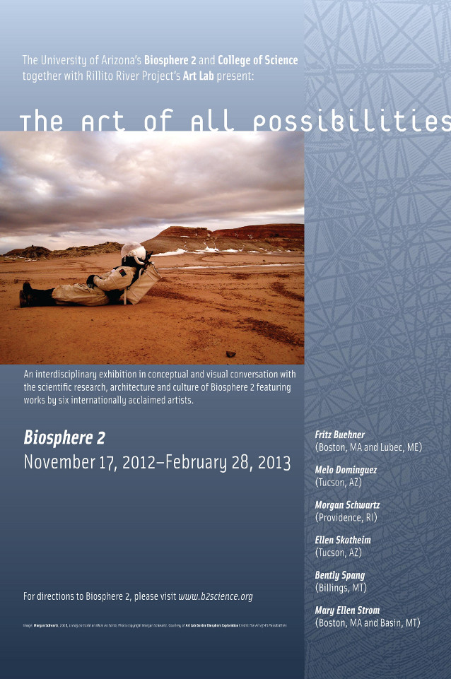 Poster for The Art of All Possibilities